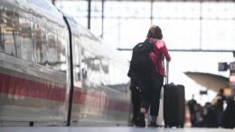 Bund und Länder einigen sich auf Reisebeschränkungen