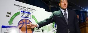 Staatsanwalt Joon H. Kim erläutert das Bestechungssystem im College Basketball