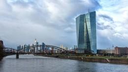 Der Euro darf nicht in die Haftungsunion führen!