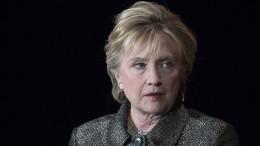 FBI untersucht offenbar Clinton-Stiftung