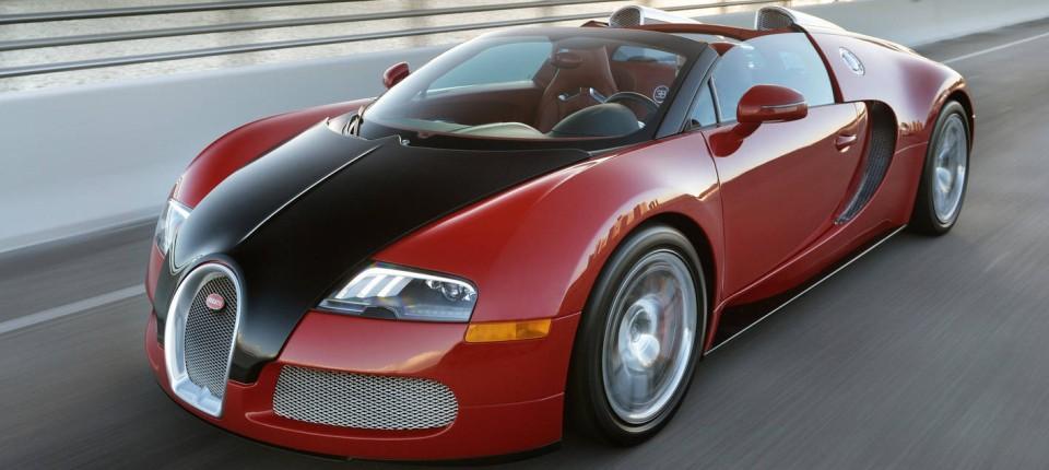 bugatti veyron: kommt ein onkel doktor geflogen - motor - faz