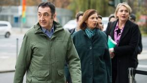 Grüne machen Kompromissangebot zur Flüchtlingspolitik