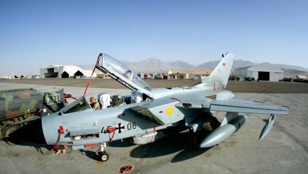 Regierung schickt Tornados nach Syrien