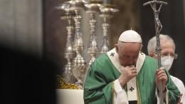 """Papst kritisiert """"gewisses elitäres Gehabe"""" von Priestern"""