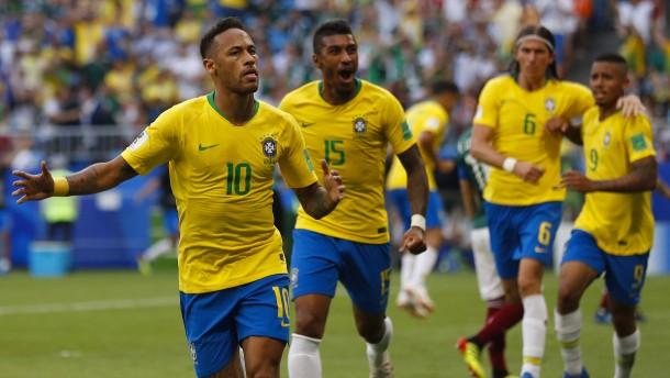 Warum Brasilien bei der WM vom Titel träumen darf