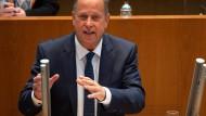 Joachim Stamp (FDP) ist der stellvertretende Ministerpräsident von Joachim Stamp