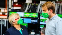 Die Grünen wollen Hessens Städte erobern