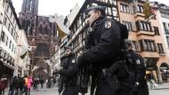 Ausnahmezustand in Straßburg