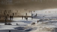 Sieben Menschen ertrinken an französischer Mittelmeerküste wegen hohem Wellengang