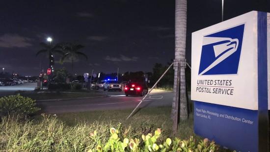 FBI durchsucht Postzentrum bei Miami