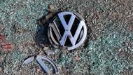 Die Dieselaffäre hat VW hart getroffen.