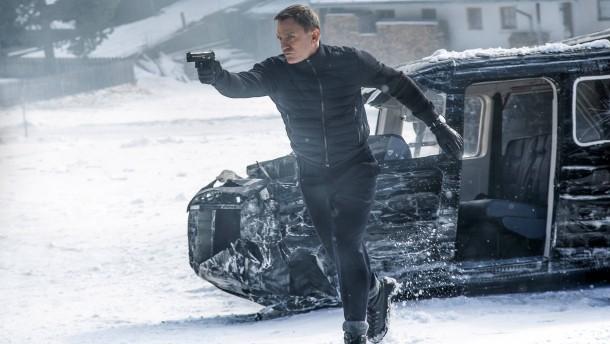 James Bond liebt deutsche Pistolen