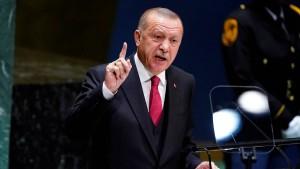 Erdogan und die Geographie