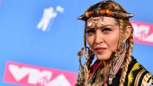 """Madonna fühlt sich von Zeitungsporträt """"vergewaltigt"""""""