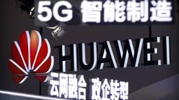 """Großbritannien verbannt Huawei aus """"Kern"""" seines 5G-Netzes"""