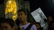 Staats- und Regierungschefs nehmen Abschied von Fidel Castro