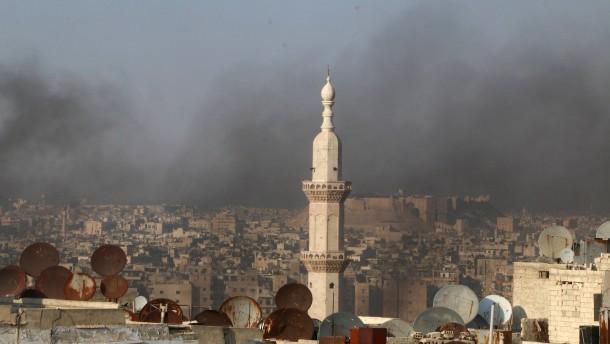 Dutzende Verletzte nach möglicher Giftgas-Attacke
