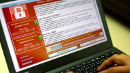 Hunderttausende Computer sind von der weltweiten Cyberattacke betroffen.