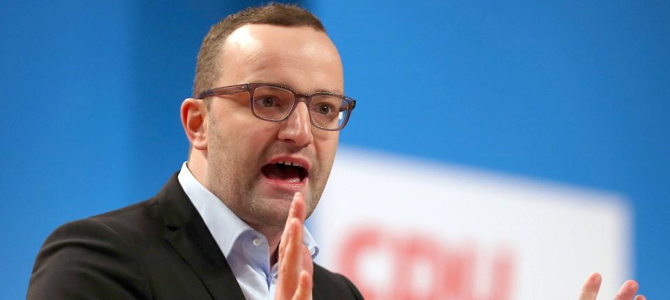 jens spahn als gesundheitsminister besnftigung der kritiker - Jens Spahn Lebenslauf
