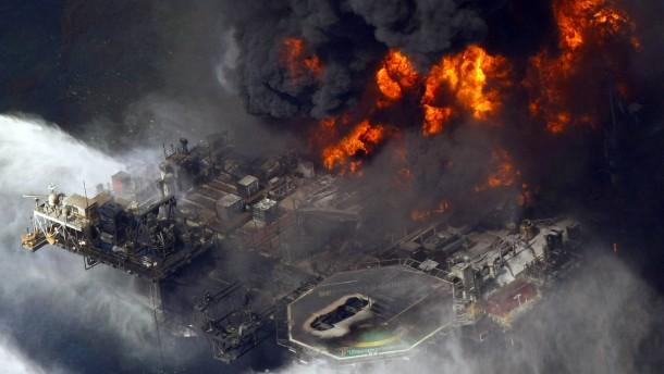"""Amerika wäre auf zweites """"Deepwater Horizon""""-Szenario nicht vorbereitet"""