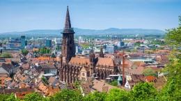 Häuserkampf in Freiburg
