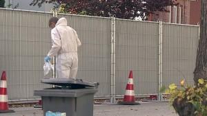 Obdachloser in Bad Oldesloe von Polizisten erschossen
