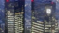 Deutsche Bank friert Boni ein