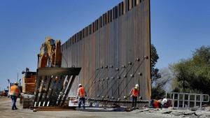 Mexiko-Mauerbau auf Prüfstand