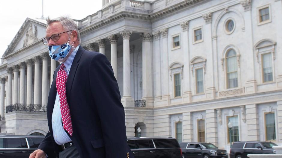 Senator stieß Aktien kurz vor Corona-Ausbruch ab