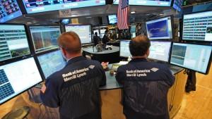 Wall Street bereitet sich auf niedrigere Boni vor