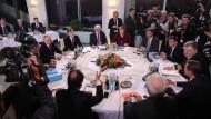 EU droht Assad-Unterstützern mit Sanktionen