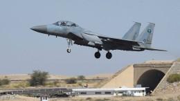 Saudi-Arabien verzichtet auf Hilfe der amerikanischen Luftwaffe