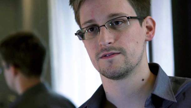 Snowdens Bucherlöse stehen dem amerikanischen Staat zu