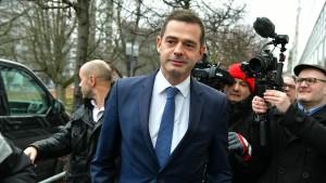Mohring zieht sich von CDU-Landesvorsitz zurück