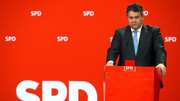 Die gelähmte SPD