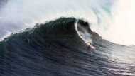 Wenn der Wind günstig steht, trifft man Mark Renneker nicht in seiner Praxis an, sondern dort, wo die Big Waves sind.