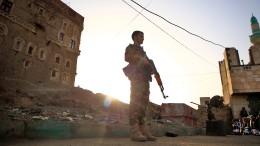 Huthi-Rebellen greifen saudisches Kraftwerk an