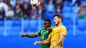 Kamerun und Australien wahren Chance auf Halbfinale