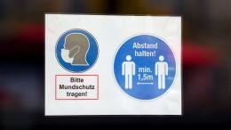 Coronavirus-Inzidenz in Deutschland erstmals seit drei Monaten unter 100