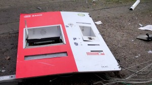 Verhaftungen nach Sprengung von Automaten