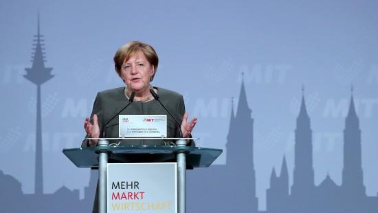 Merkel kritisiert erstmals SPD