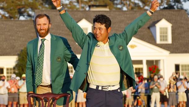 Hideki Matsuyama und ein historischer Sieg