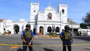 Anschläge in Sri Lanka waren Vergeltung für Terror in Christchurch