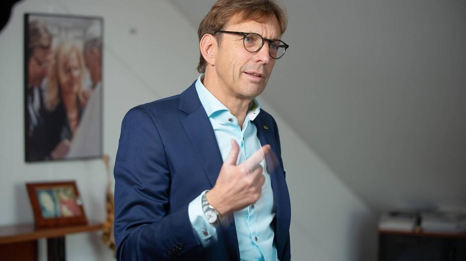 Dringt auf eine Lockerung der geltenden Corona-Einschränkungen nach den Osterferien: Wolf Matthias Mang, Präsident der VhU