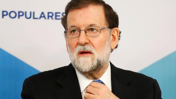Rajoy: Ja zur Zusammenarbeit, aber...