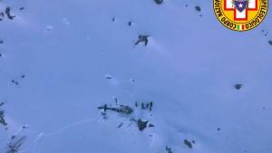 Vier Deutsche sterben bei Flugunglück in Italien