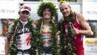 Kienle gewinnt Ironman