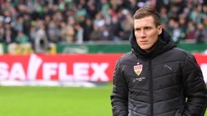 Dem VfB geht die Luft aus