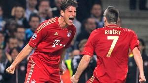 Den Bayern winkt das Halbfinale