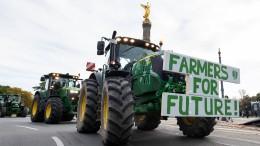 """""""Landwirte sind viel größere Umweltschützer als Fridays for Future"""""""